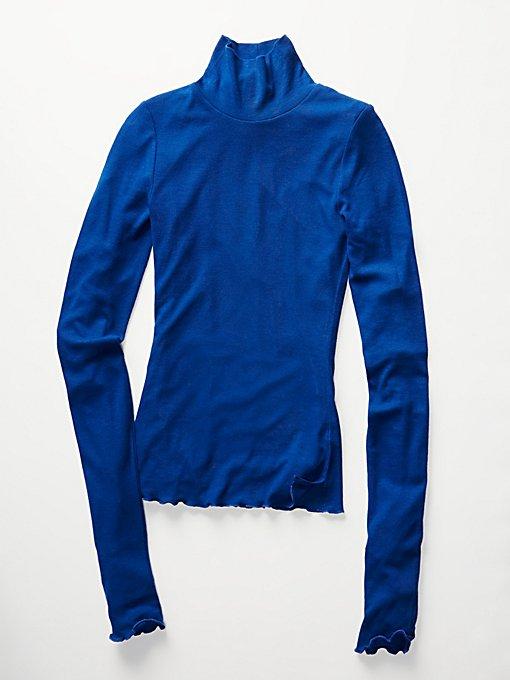 Product Image: 时尚袖口层搭上衣