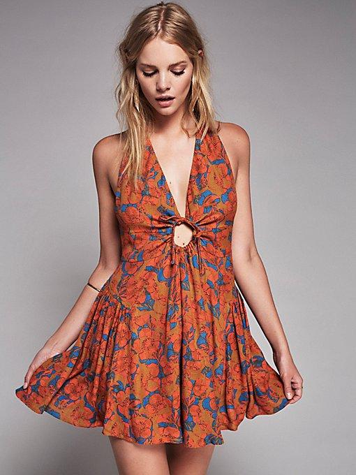 Product Image: Ideal Halter Mini Dress