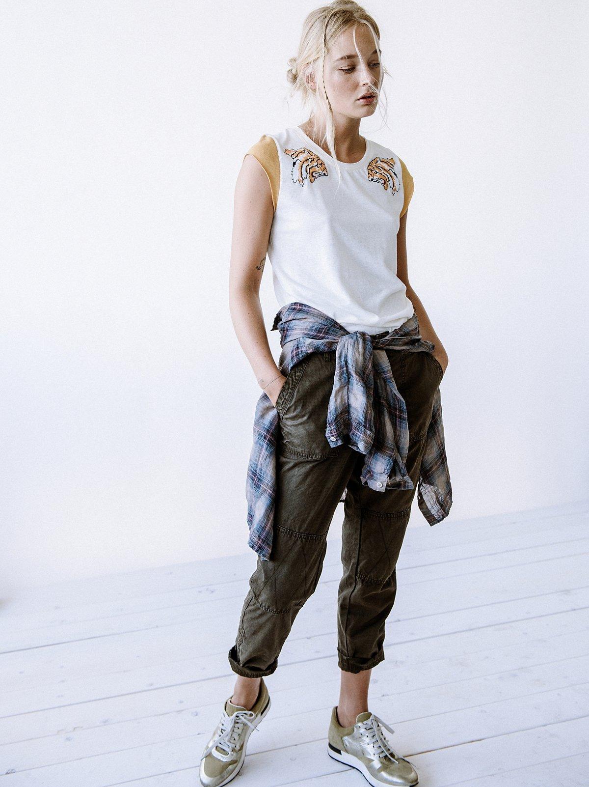 City Line工装裤