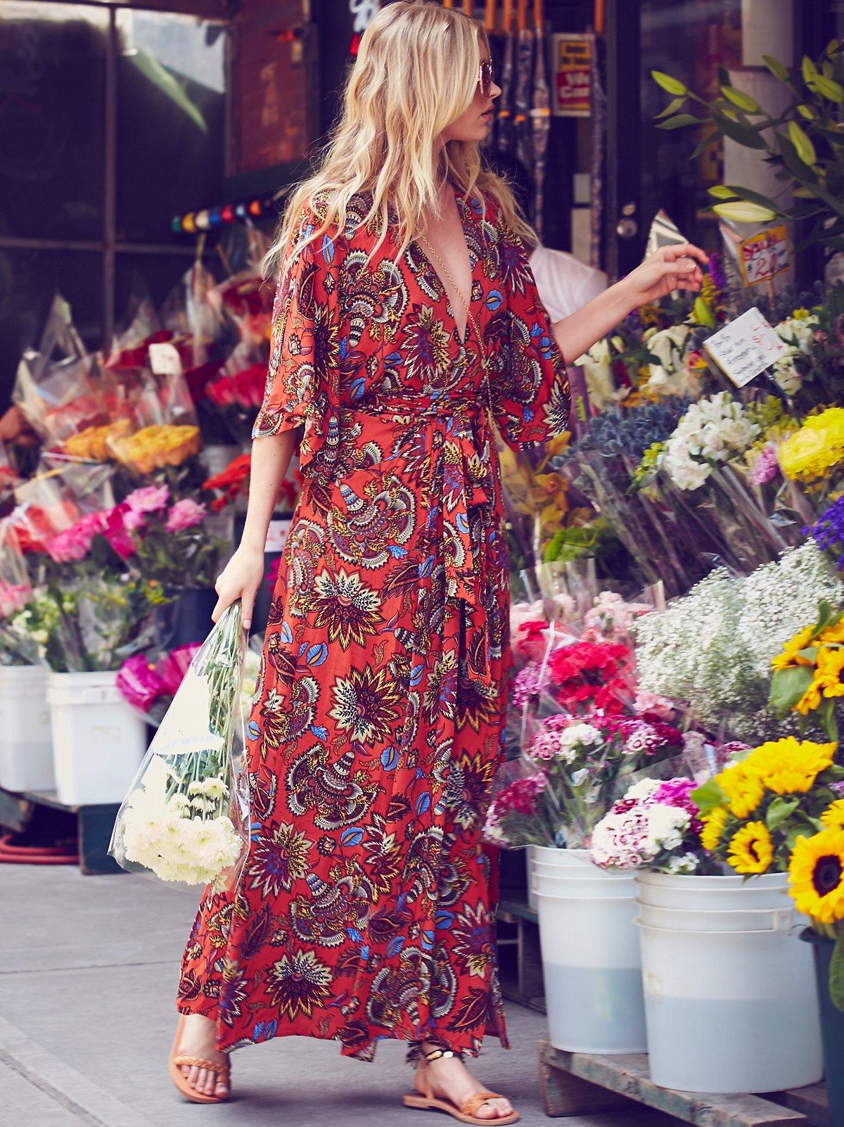 All in a Daze Kimono