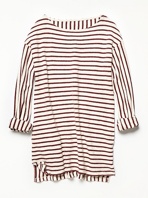 Product Image: Come On Over Striped Tunic