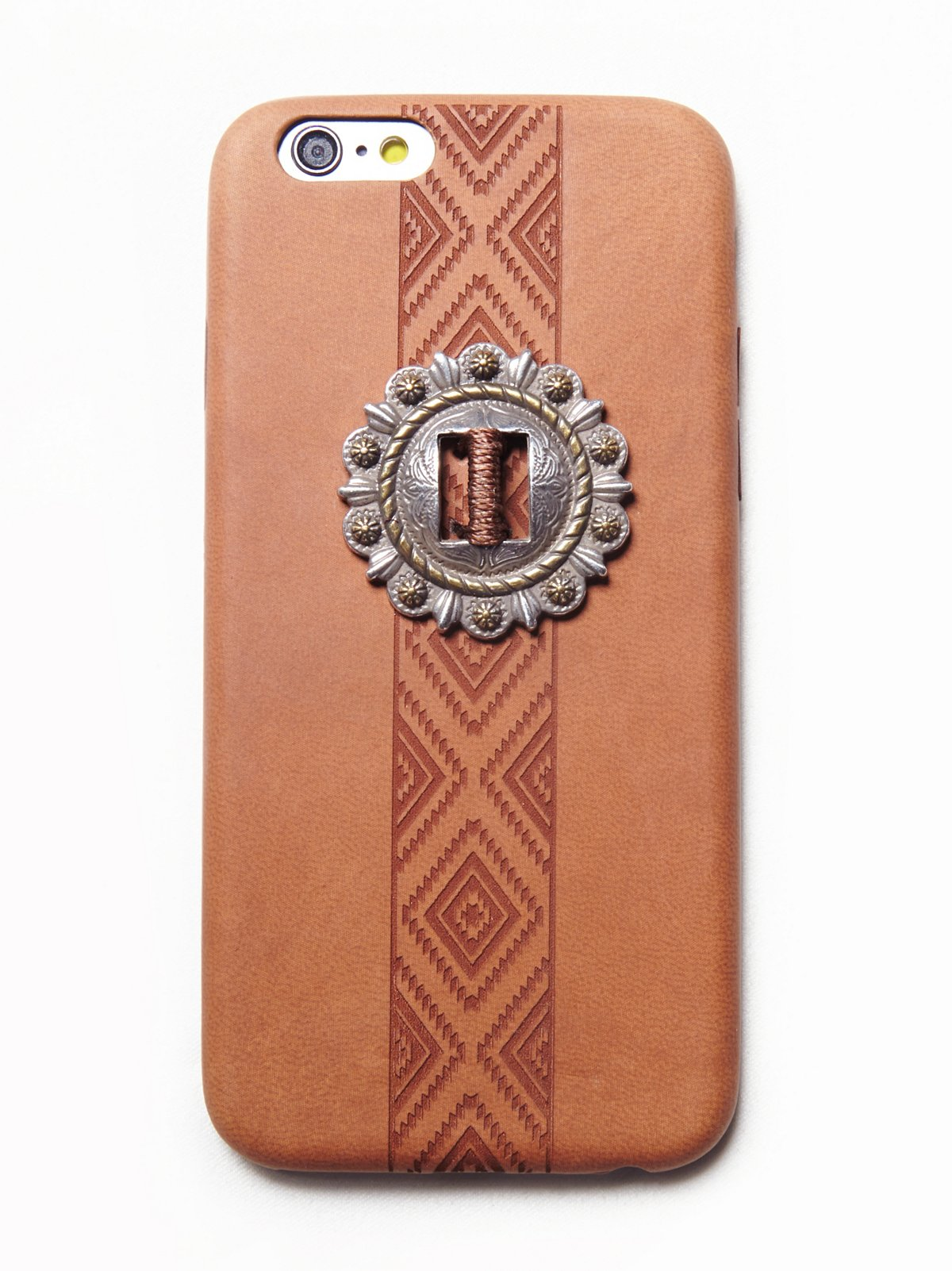 Concho Embellished iPhone Case
