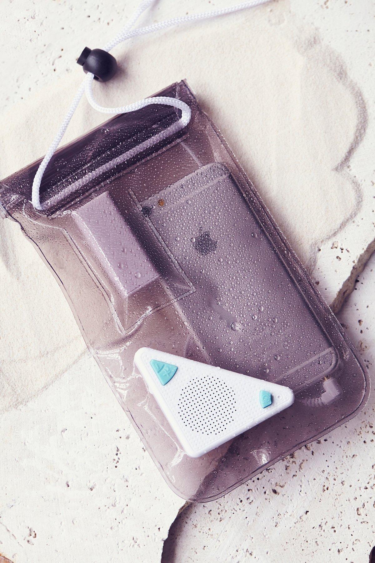 Waterproof Speaker Phone Bag