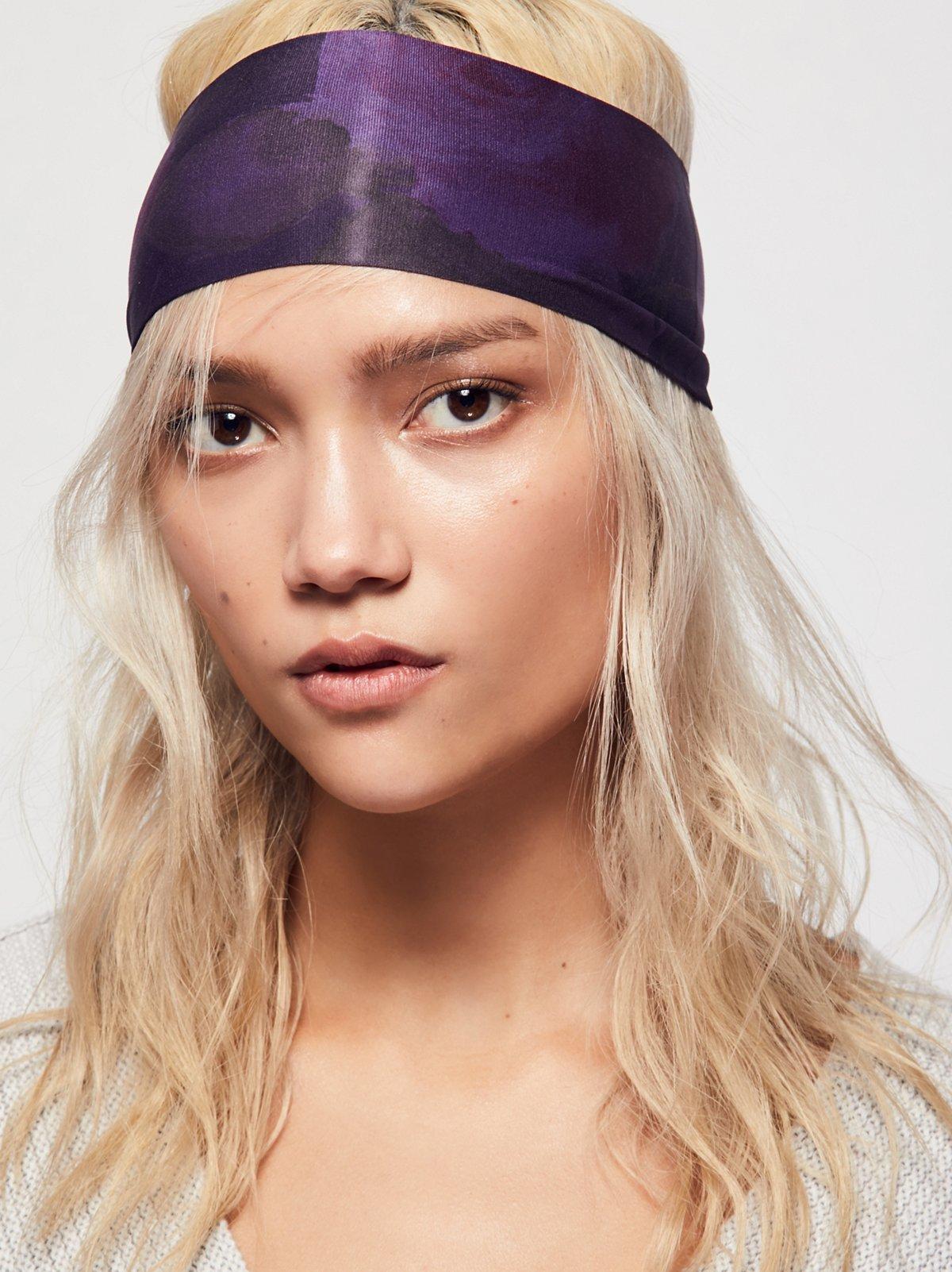 Clarissa Printed Headband