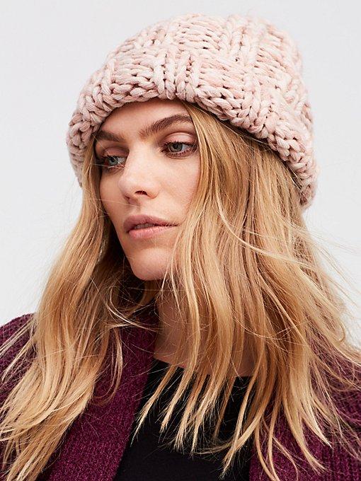 Product Image: Back to Basics Chunky Knit Beanie