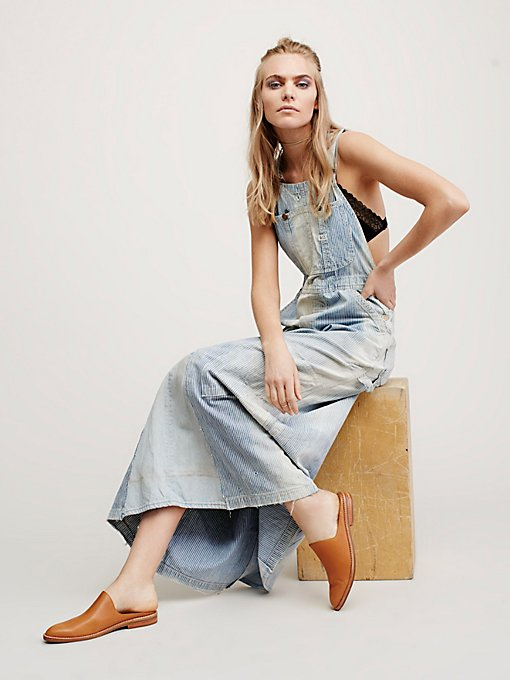 Product Image: FP Vintage Revival Overall Dress