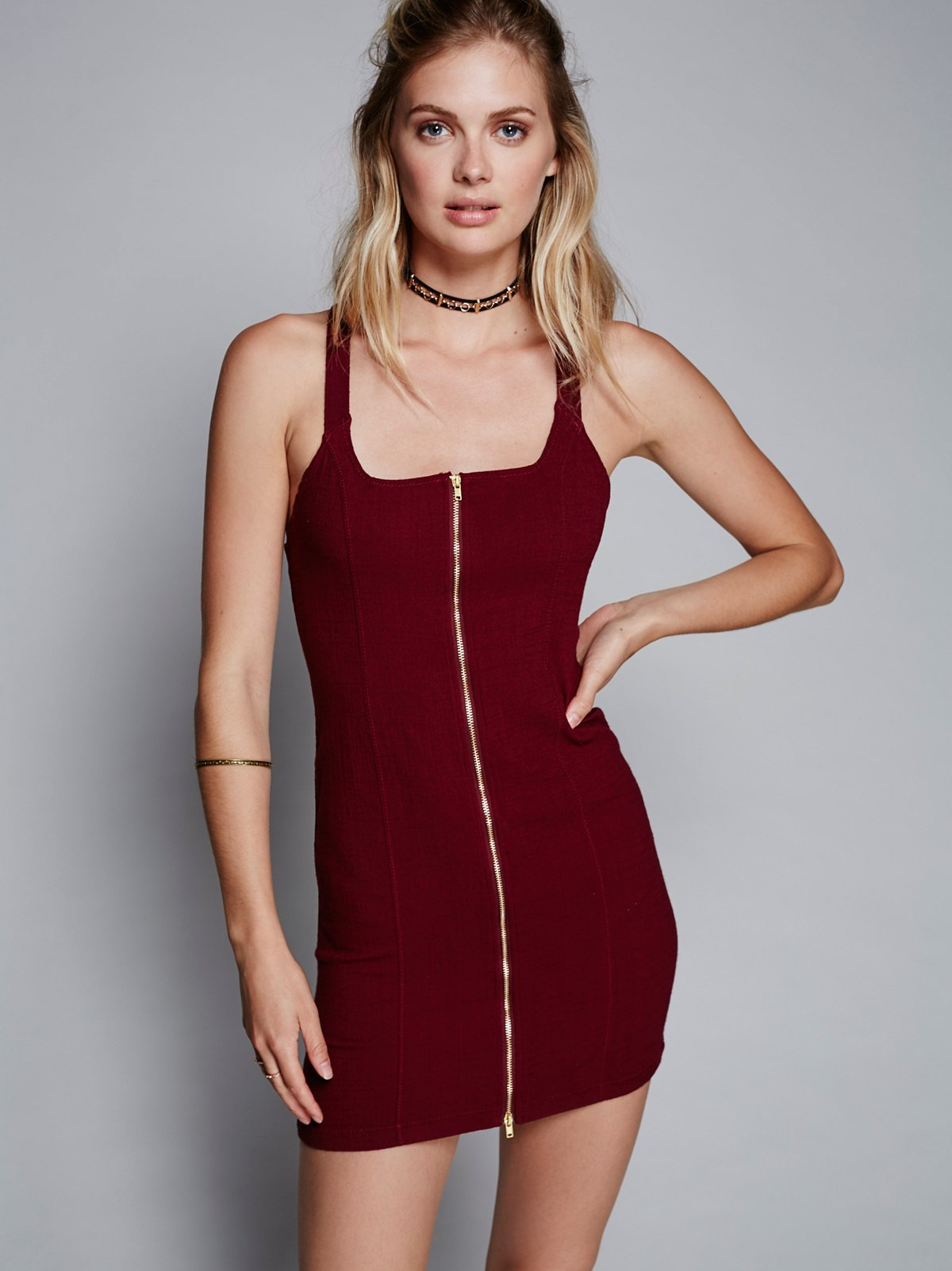 Top Down Bodycon Slip