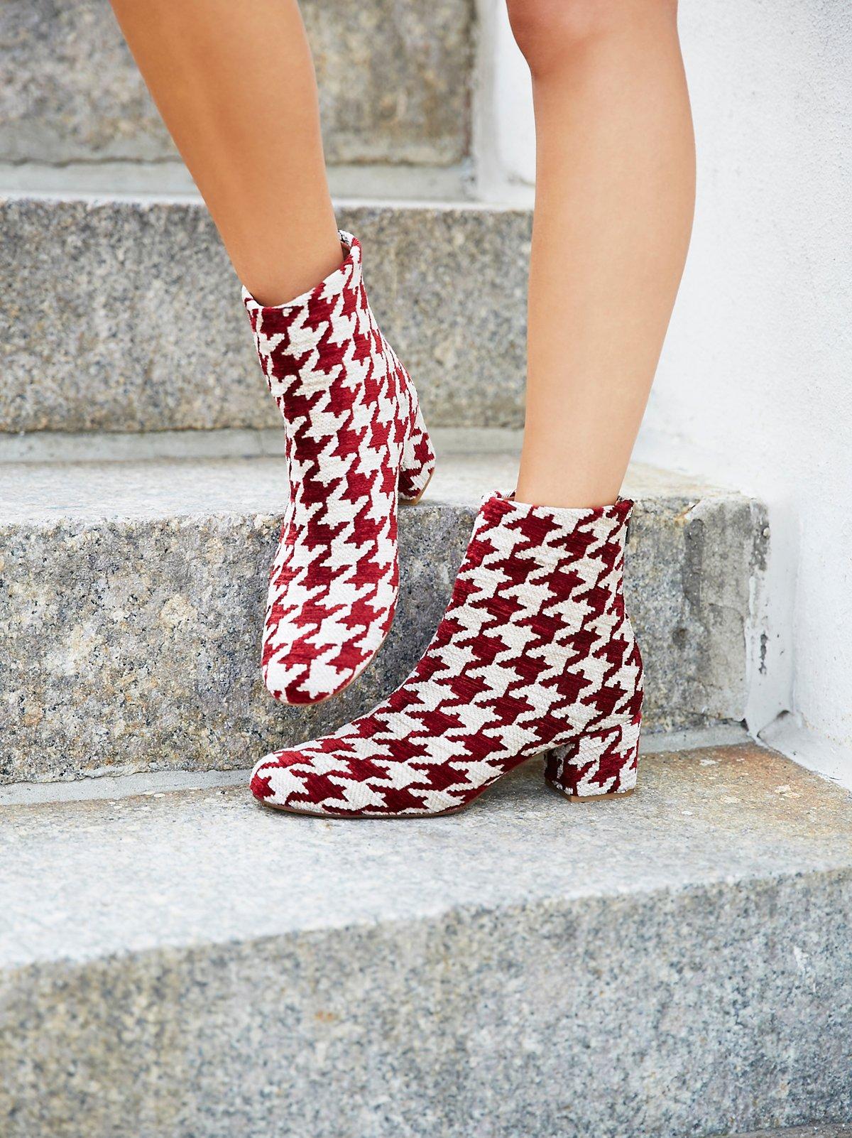 Magic Tapestry Boot