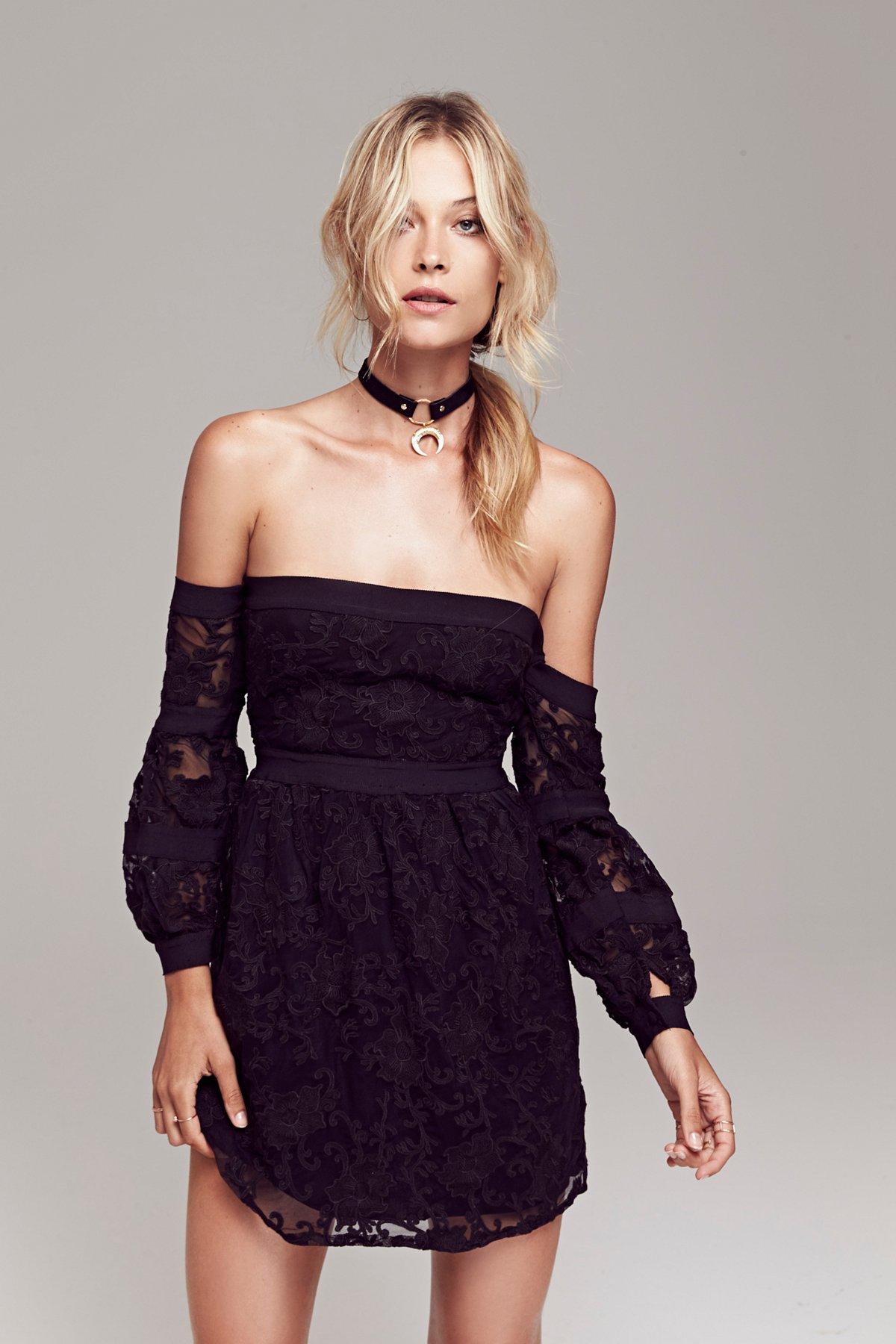 Jolene Off The Shoulder Dress