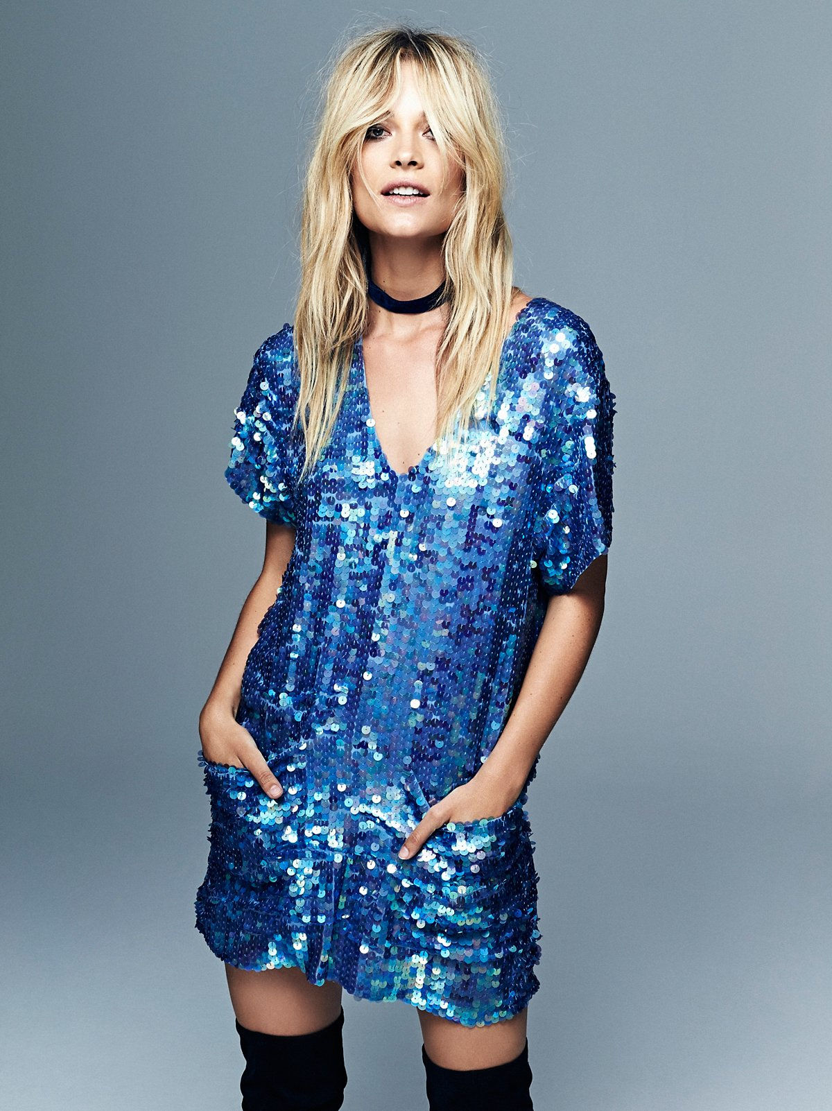 Surry Sequin Dress