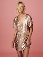 Bali Surry Sequin Dress at Free People Clothing Boutique