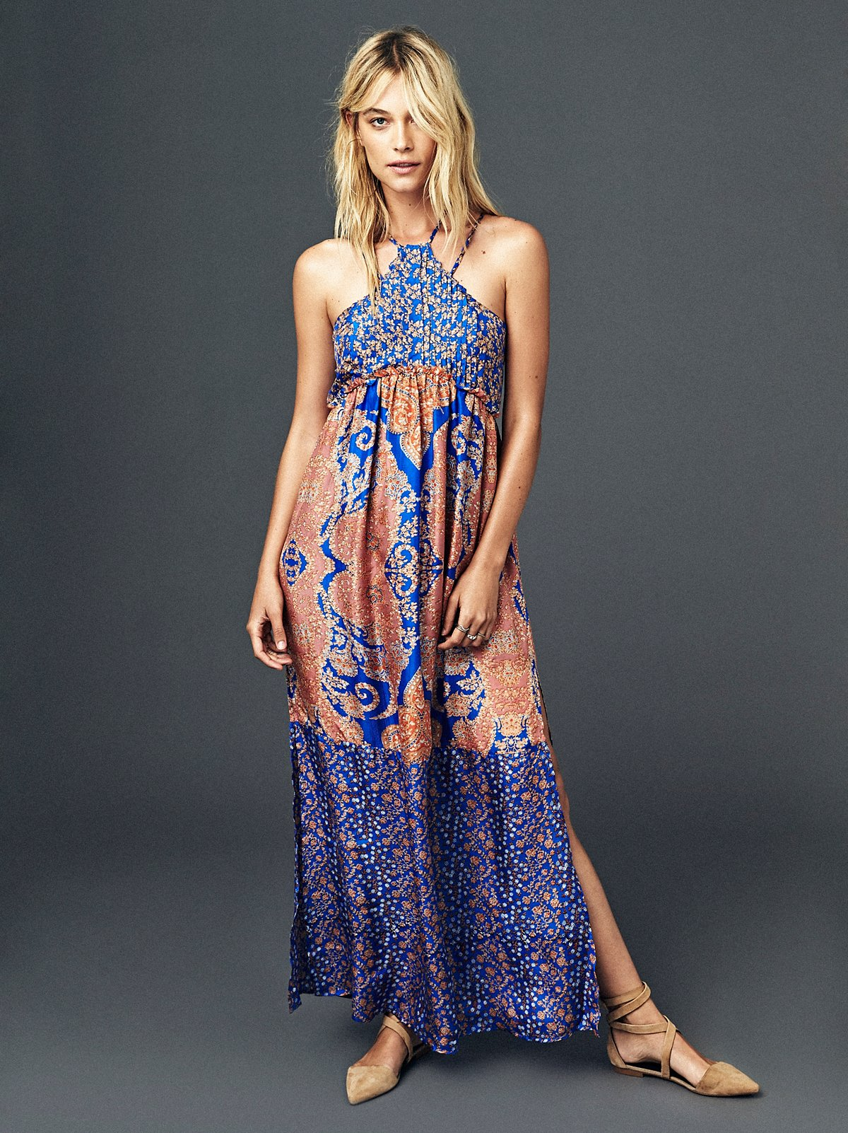 Traveling Love Maxi