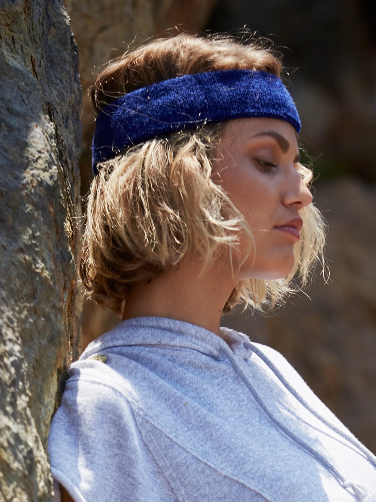 Sporty Chic Sweatband