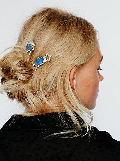 Product Image: Druzy发夹两件套