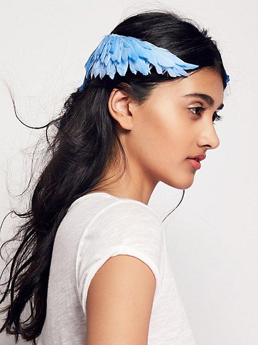 Product Image: Athena Feather Halo