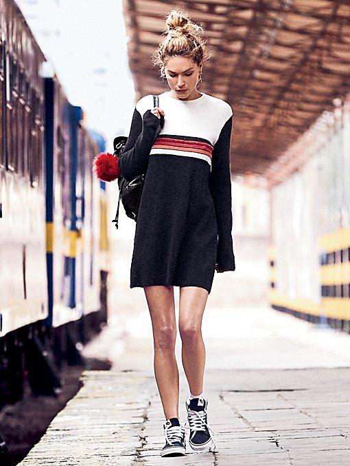 Product Image: Colorblock Swit Mini Dress