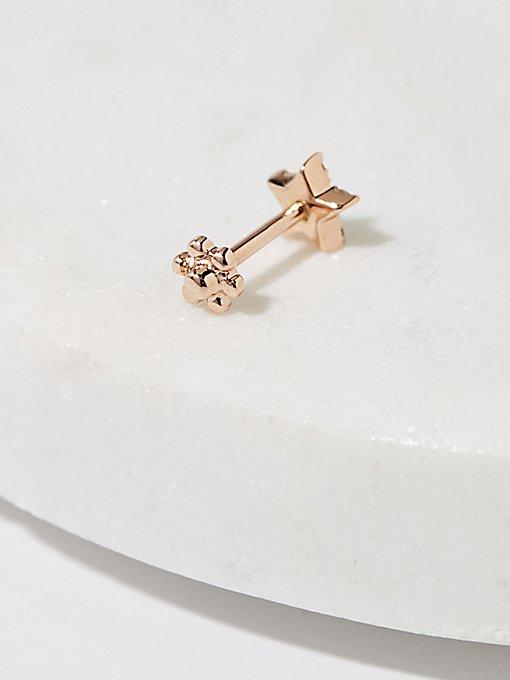 Product Image: 钻石星星穿耳耳钉