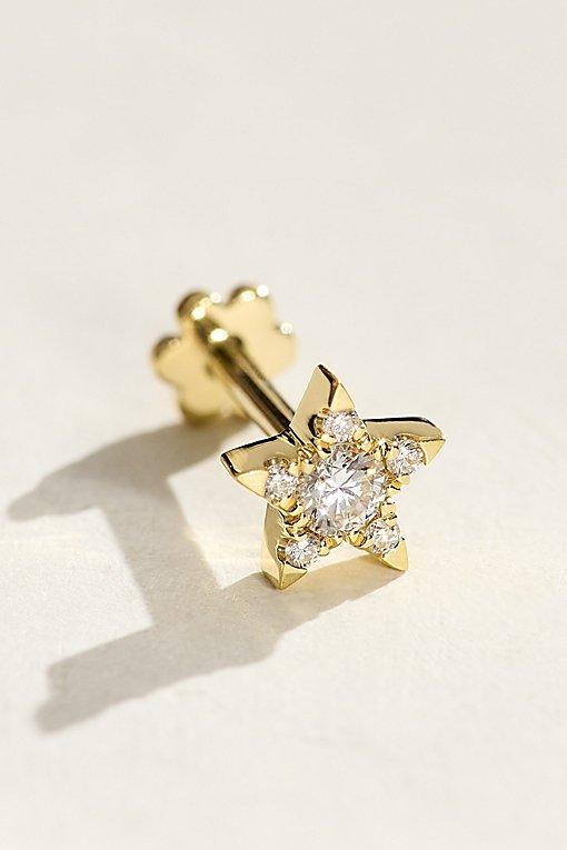 Product Image: Diamond Star Threader Stud