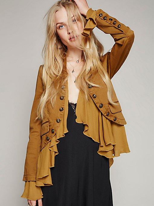 Product Image: Romantic Ruffles Jacket