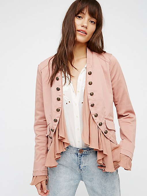 Product Image: Romantic Ruffles Jacket