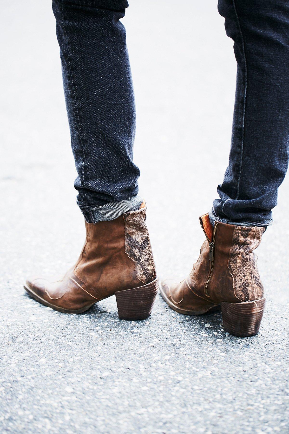 Nevada Thunder Ankle Boot