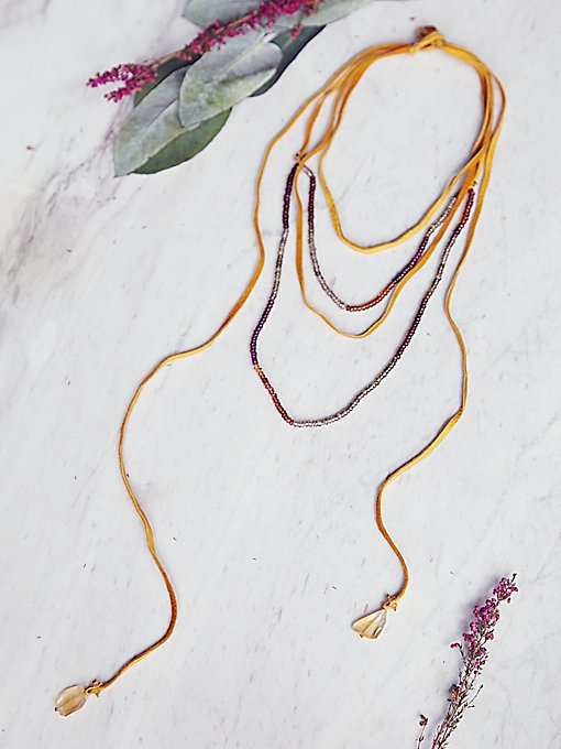 Product Image: Coastal Breeze Layered Necklace