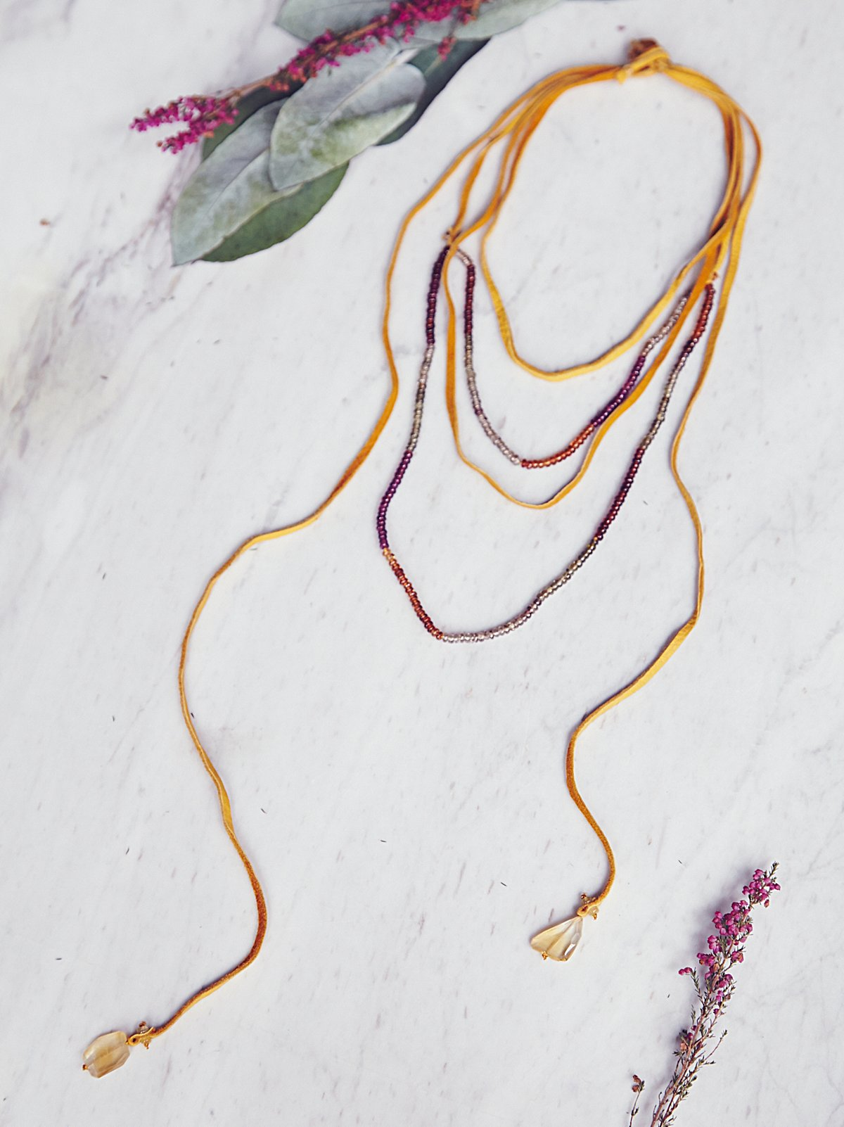 Coastal Breeze Layered Necklace
