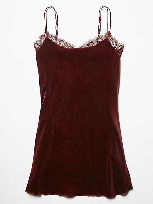 Product Image: Yasmine Velvet Slip