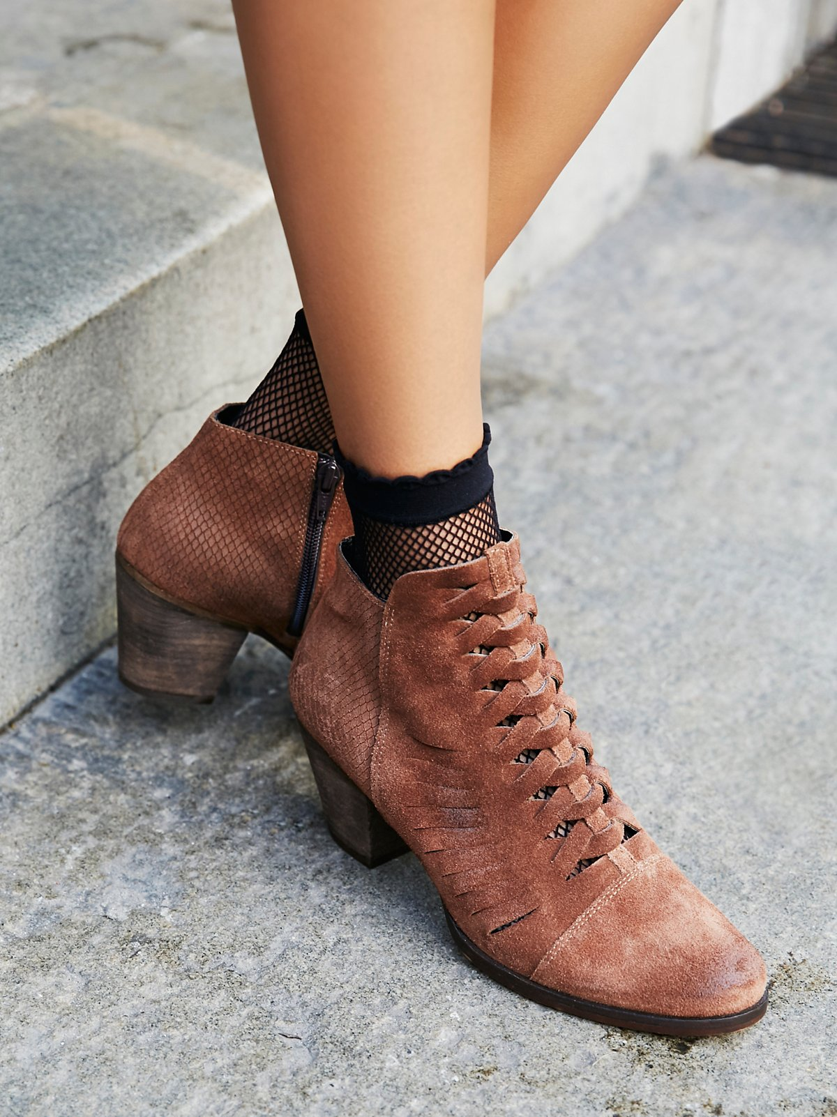 fp collection loveland ankle boot at free clothing