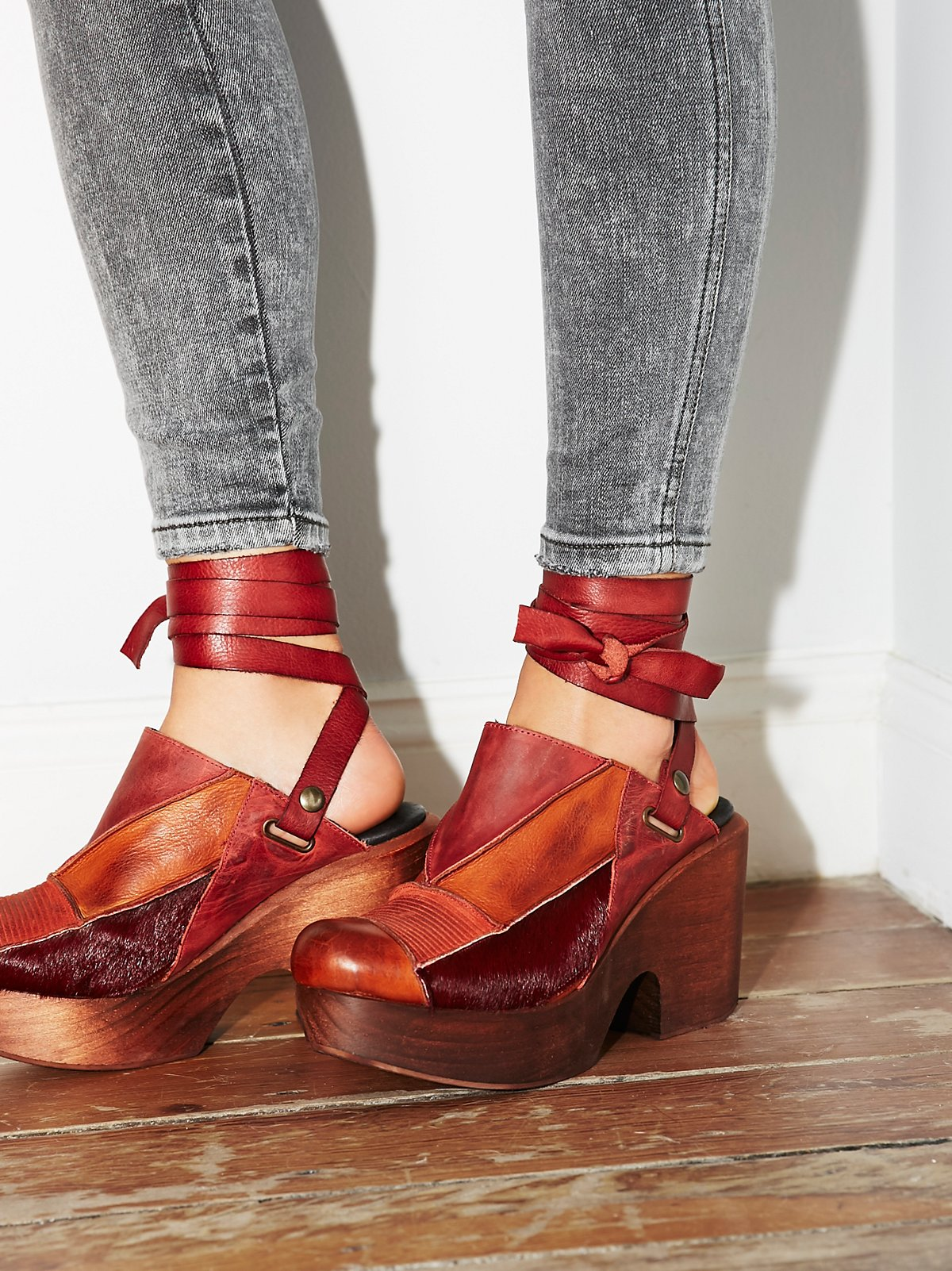 Into The Patchwork Clog