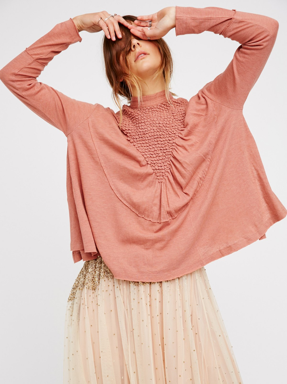New Romantics Lena Top