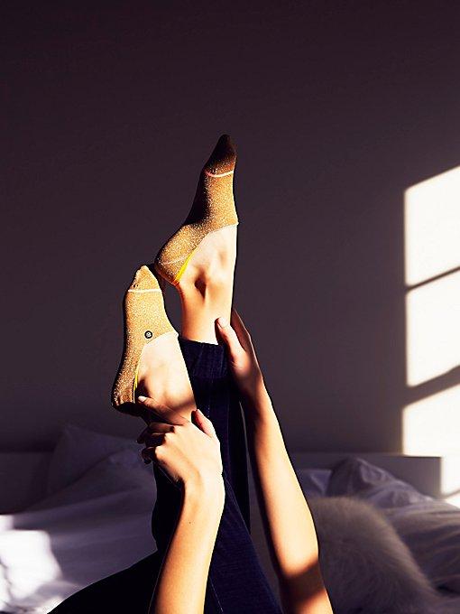 Product Image: Sierra金银丝脚板袜
