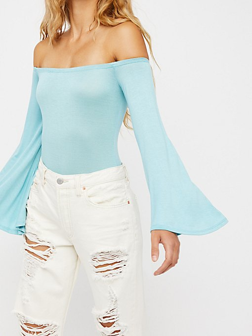 Product Image: Bell Sleeve Bodysuit