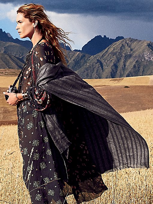 Product Image: On the Run Stripe Cape
