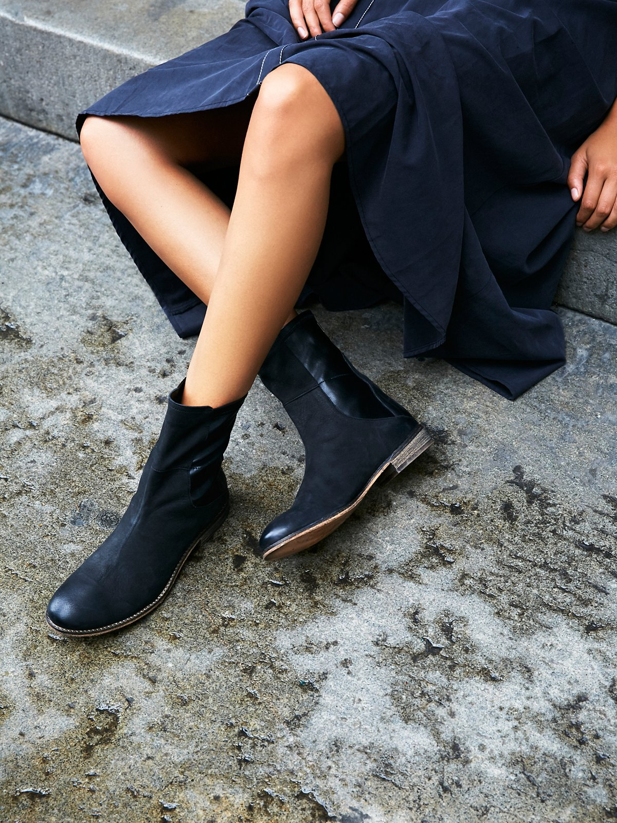Lost Pyramid Chelsea Boot