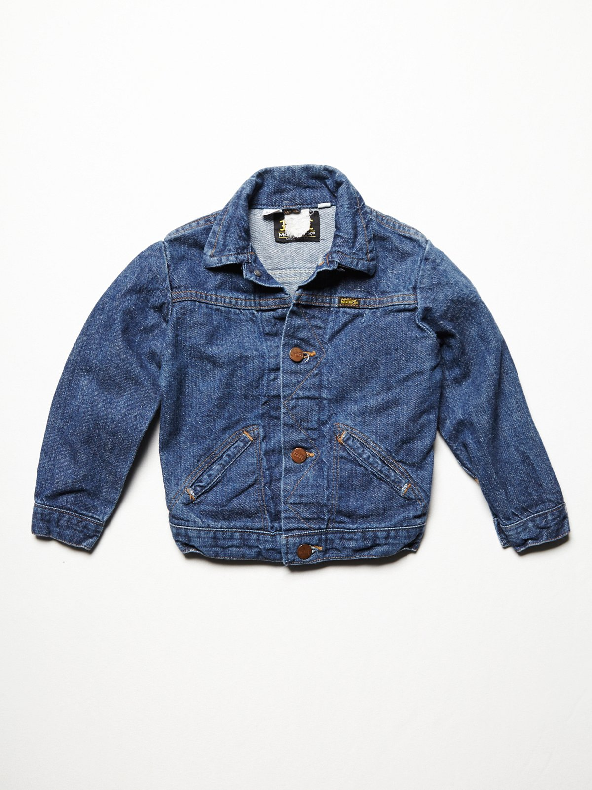 Vintage Kids Denim Jacket