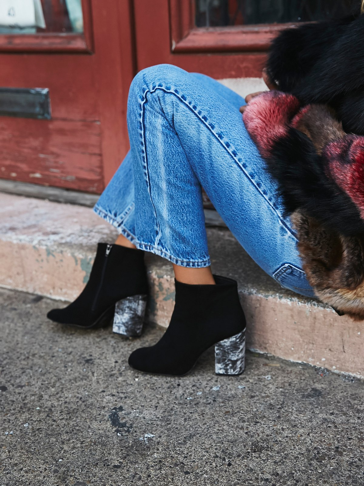 Paramount踝靴