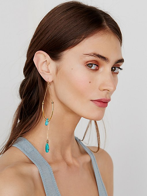 Product Image: Honey Rider Earrings