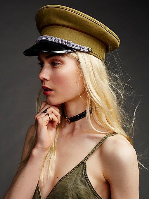 Product Image: Campaign Lieutenant Hat