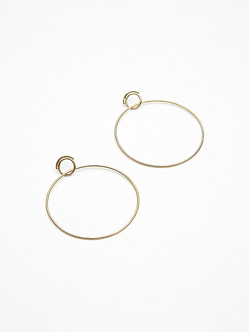 Product Image: Double Trouble Hoops