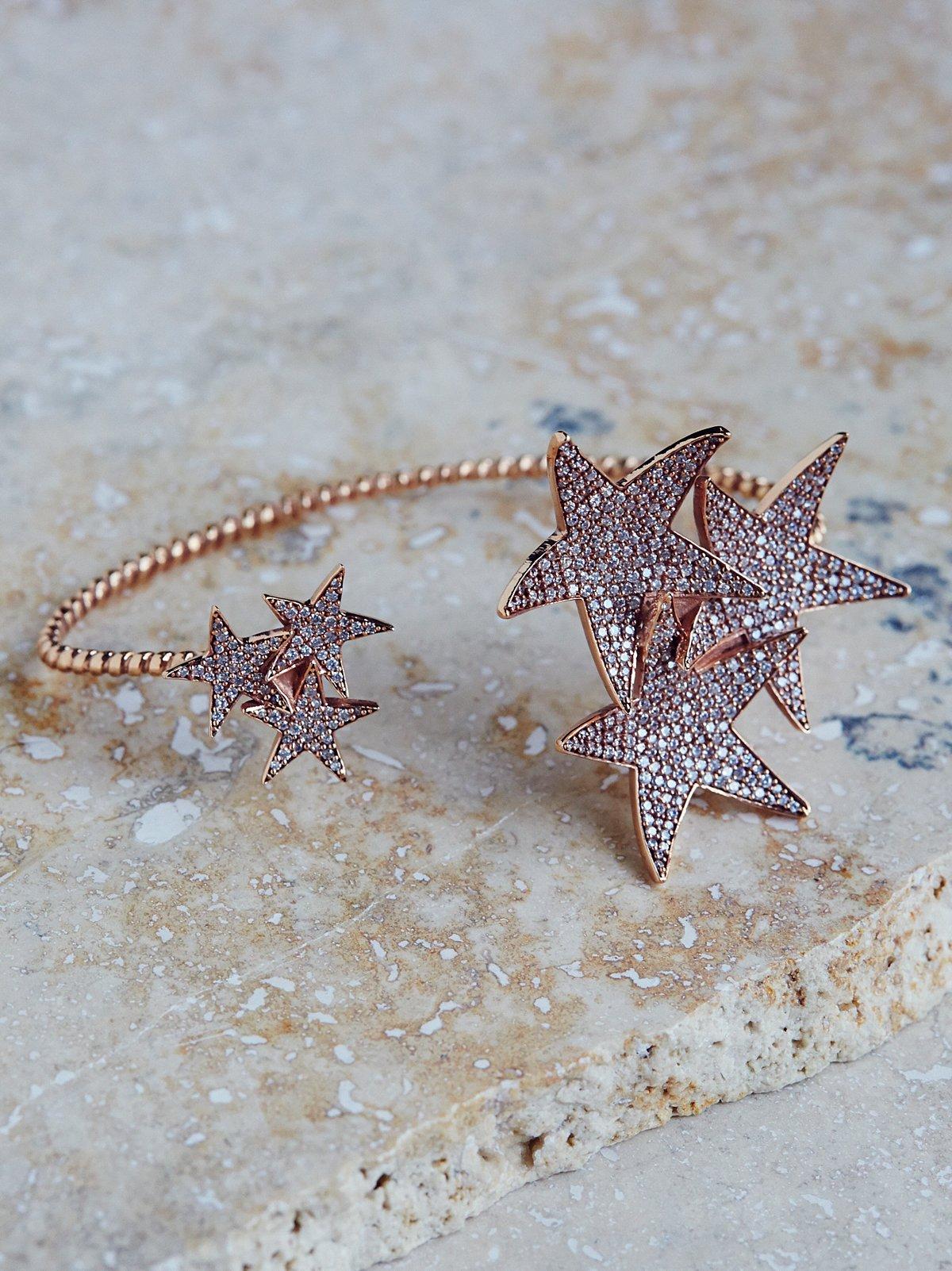 Star Cluster Hand Cuff