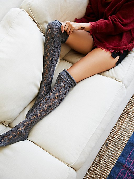 Product Image: Frosted Over The Knee Sock