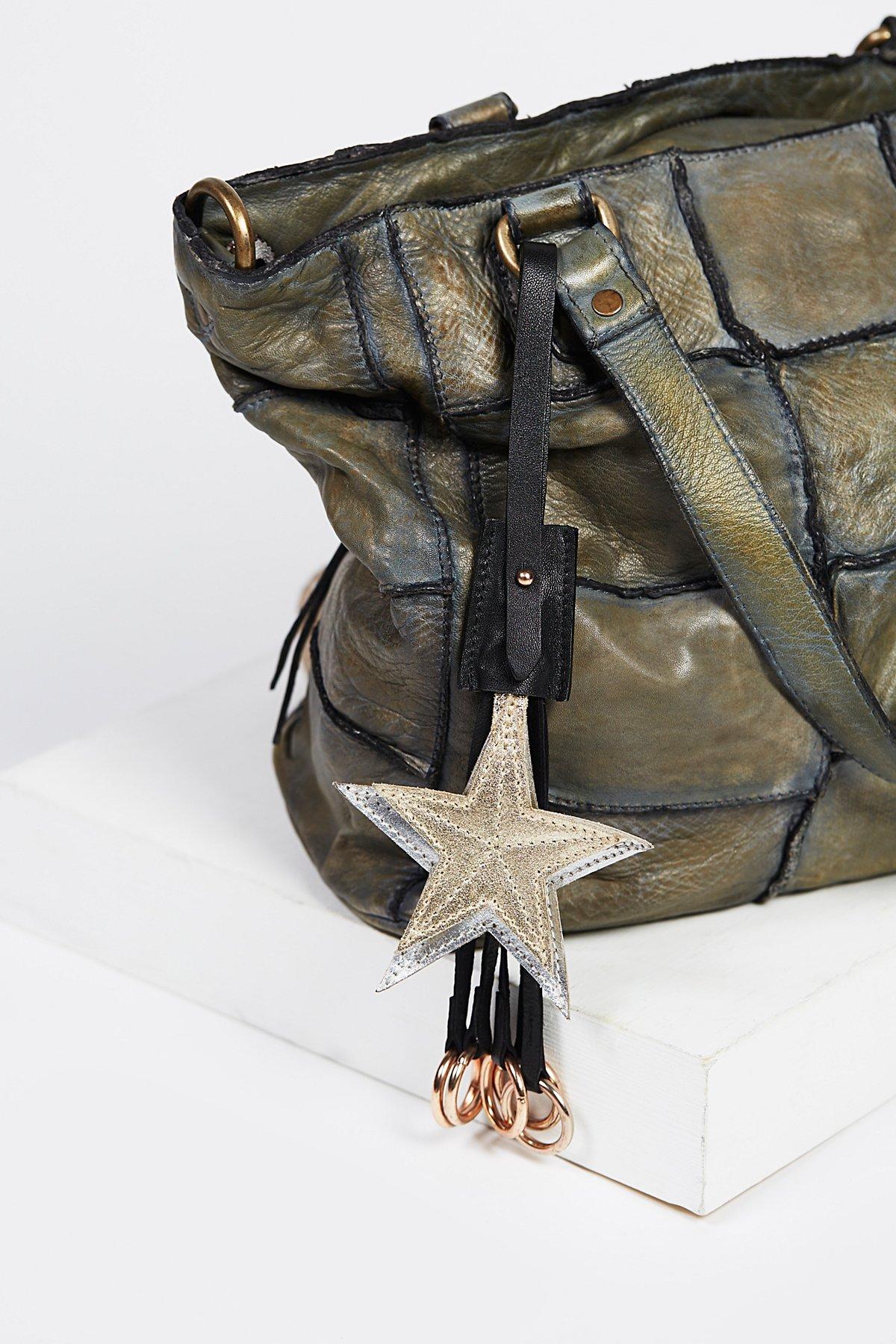 Distant Traveler Bag Charm