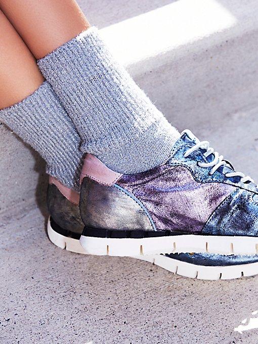 Product Image: Cece亮丝踝袜