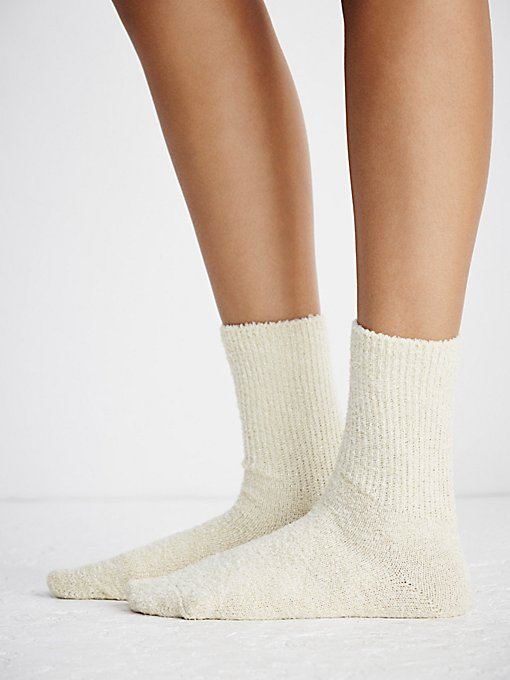 Product Image: Cece Lurex Ankle Sock