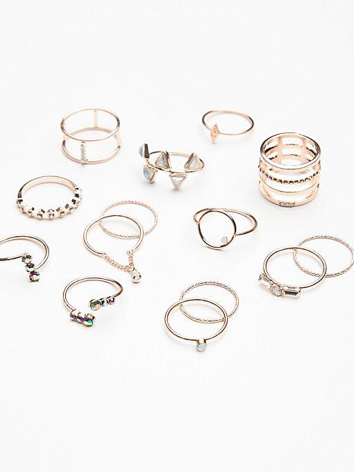 Product Image: Riri Mega Ring Set