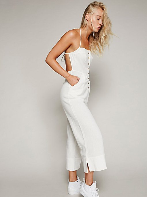 Product Image: Heat Of The Moment Jumpsuit