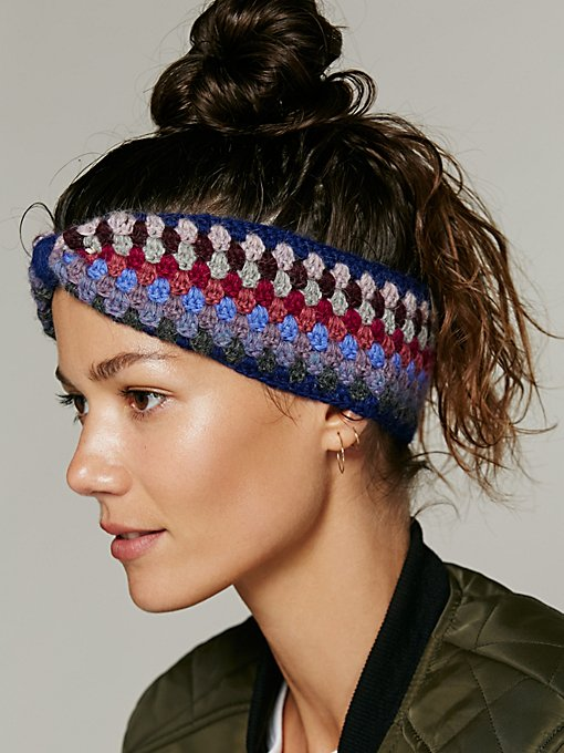 Product Image: Bella Crochet Headband