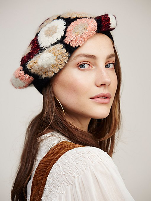 Product Image: Gigi Crochet Beret