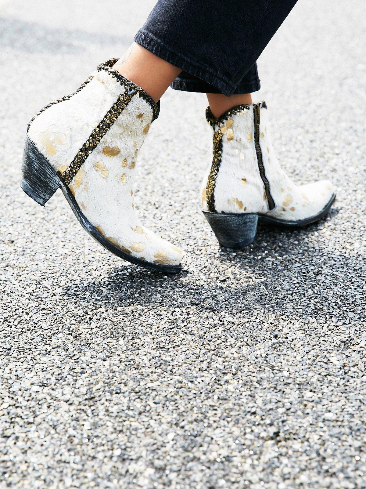 Dawson Western Boot